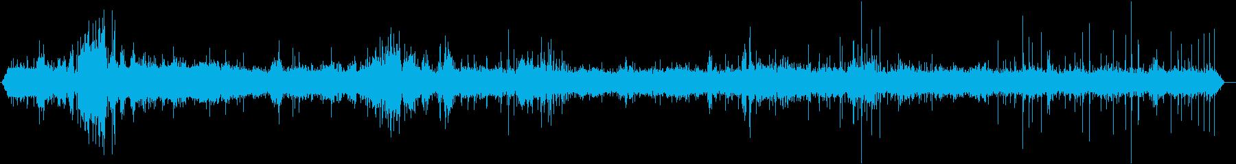 マーケットプレイス、アウトドア、ア...の再生済みの波形