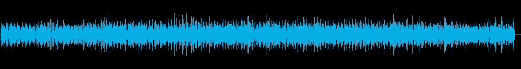 オープニング・映像・CM 明るく陽気な曲の再生済みの波形