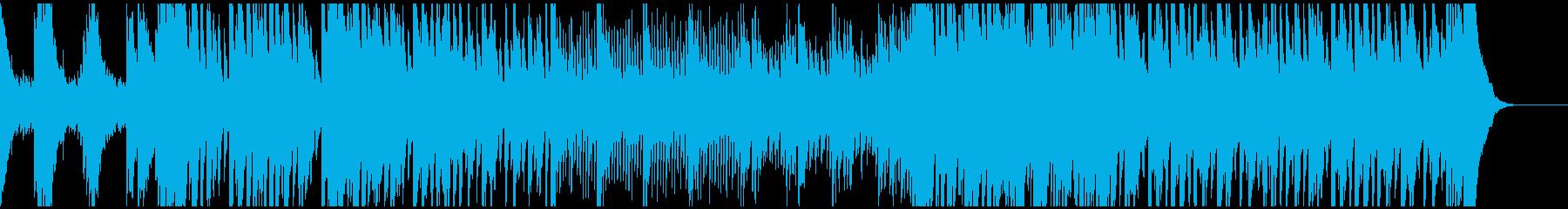ピアノがメインの曲/静かな決意の再生済みの波形