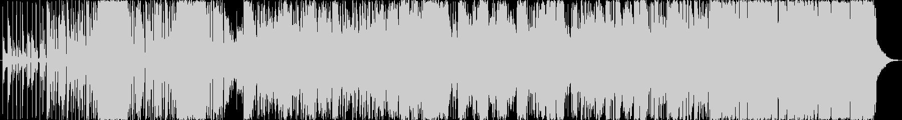 スタイリッシュスパイの未再生の波形