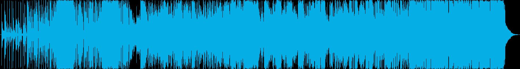 スタイリッシュスパイの再生済みの波形
