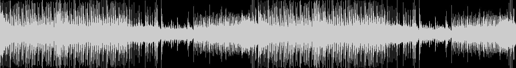 わくわく楽しい三味線・和風EDMの未再生の波形