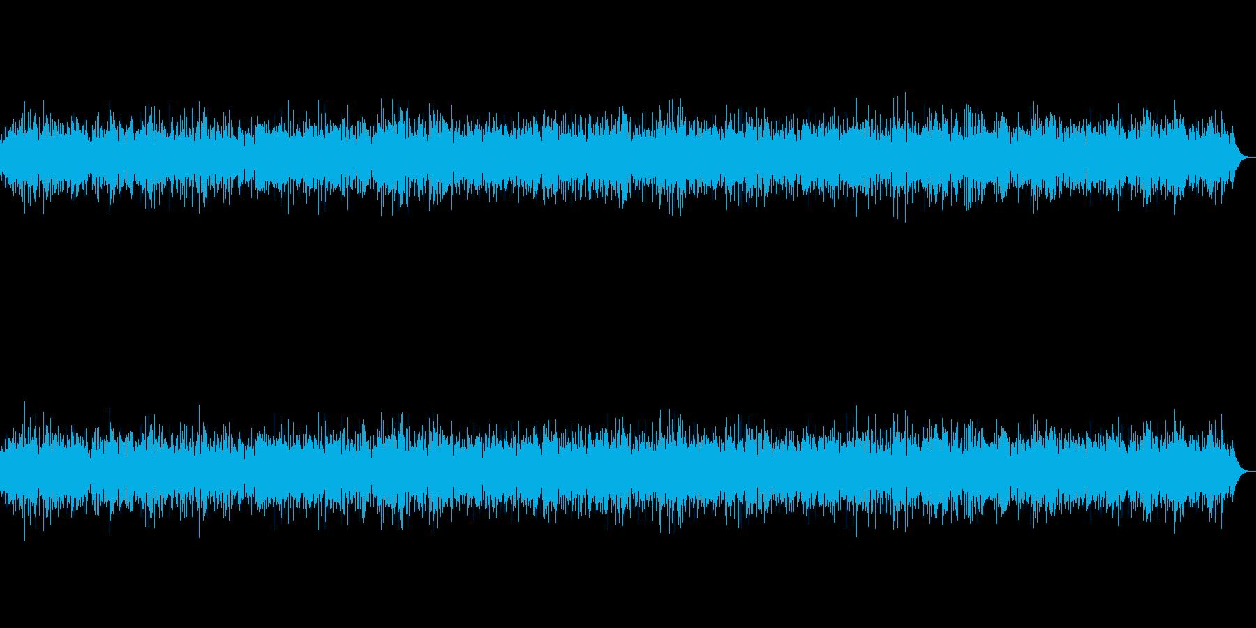 ムード満点★癒される南国系リゾートBGMの再生済みの波形