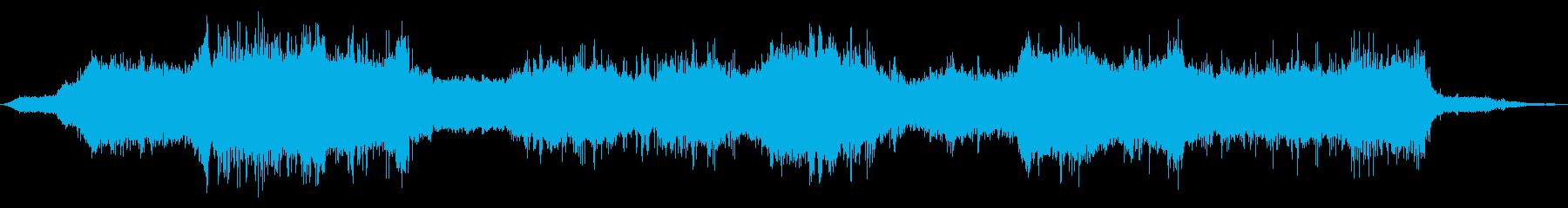 Int:アイドル、さまざまな速度で...の再生済みの波形