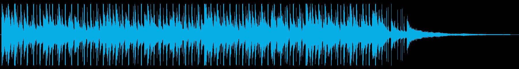 【ショート版】企業VP・CM 軽快の再生済みの波形