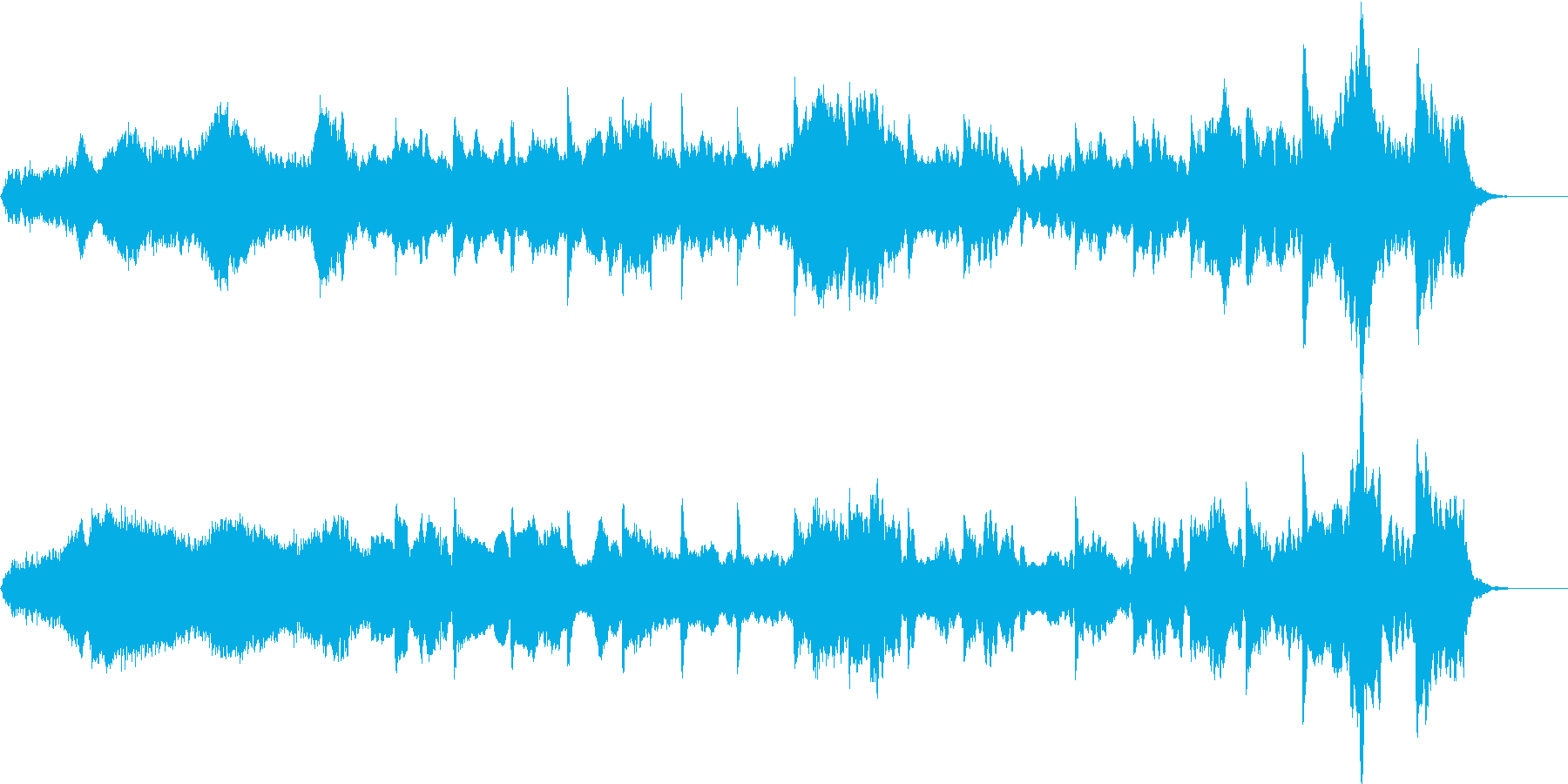 ピアノと弦でやや切ないサスペンスの再生済みの波形
