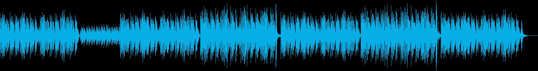 bpm108 キッズTikTok可愛い笛の再生済みの波形