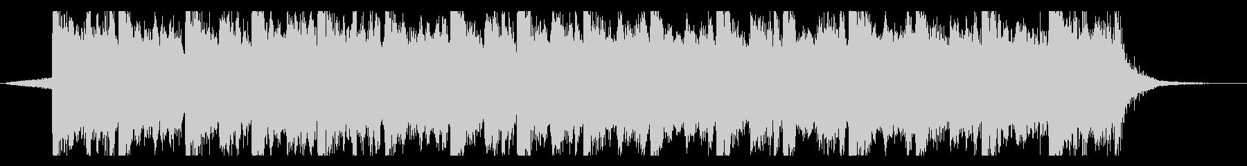 ハリウッド映画風の壮大オーケストラ14cの未再生の波形