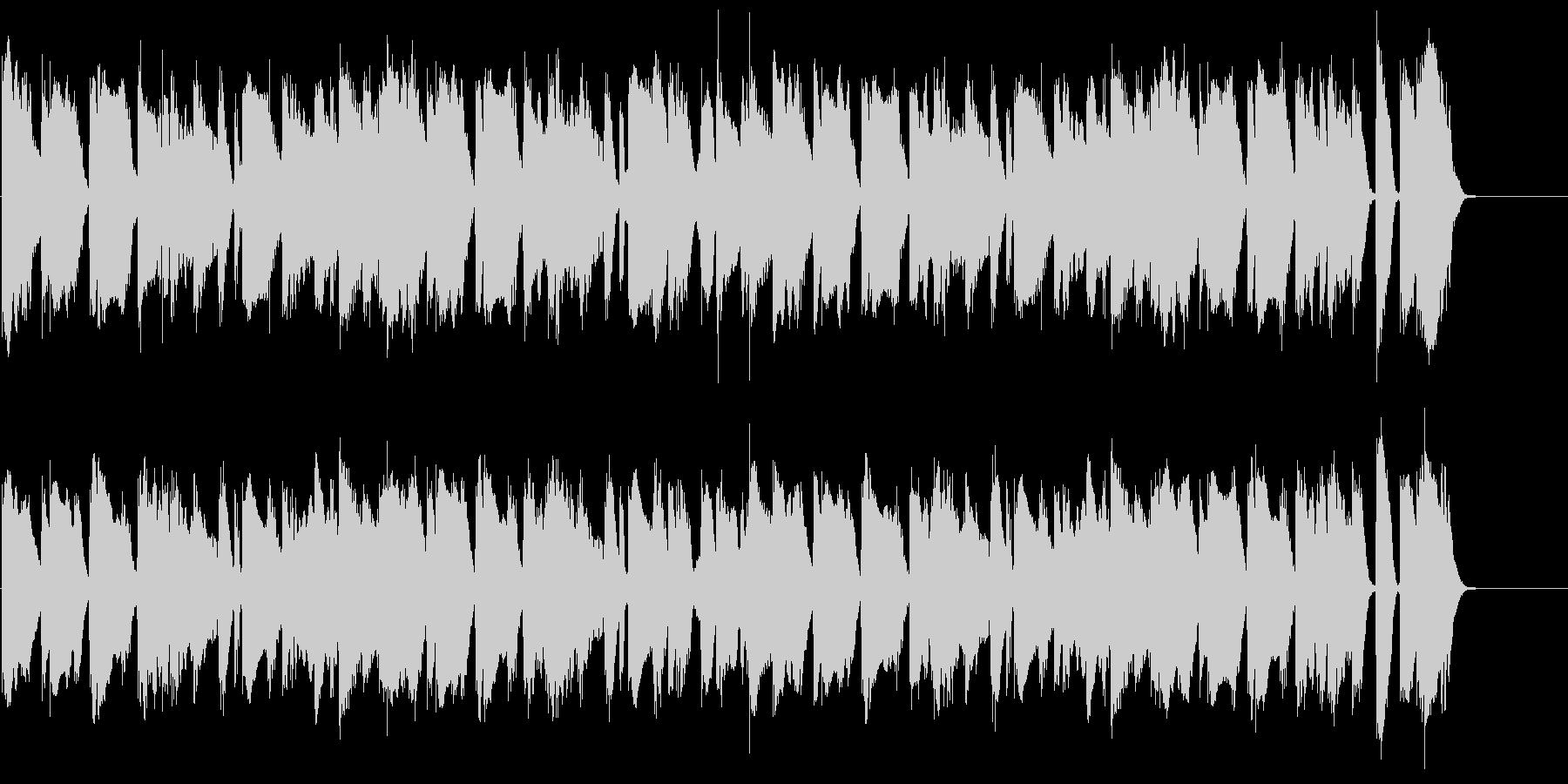 動画広告 30秒 フルートA 日常の未再生の波形