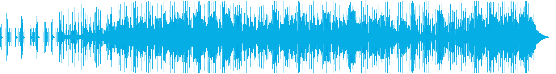 Tiny Rumpの再生済みの波形