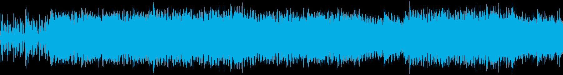 女性が歌うトロピカルポップ-恋愛編の再生済みの波形