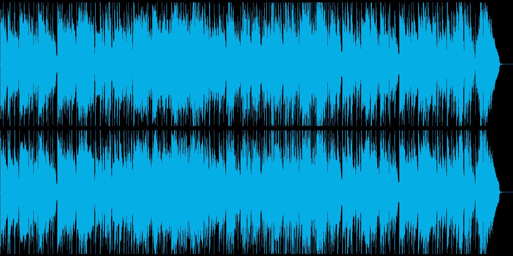 きよしこの夜/クリスマスジャズ※鐘なし版の再生済みの波形