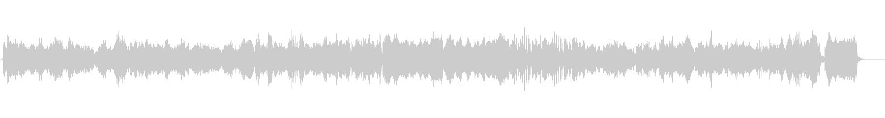 Dramatic music of live recorder's unreproduced waveform
