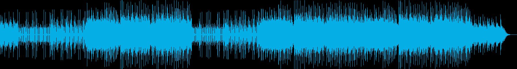 爽やかなチルアウト・トラップソウルの再生済みの波形