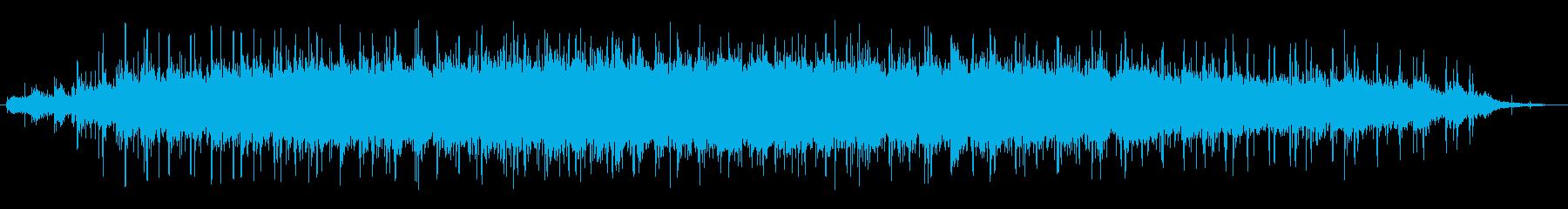カテドラルの中程度の聴衆:短い拍手...の再生済みの波形