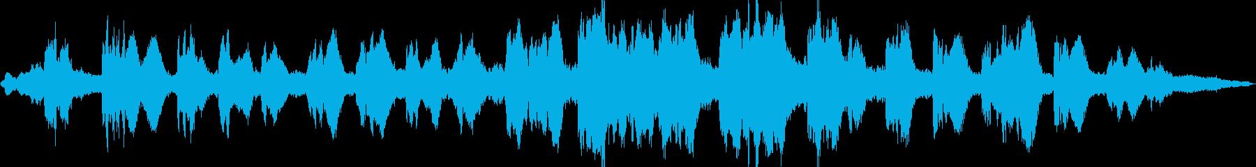 世界 センチメンタル 感情的 説明...の再生済みの波形
