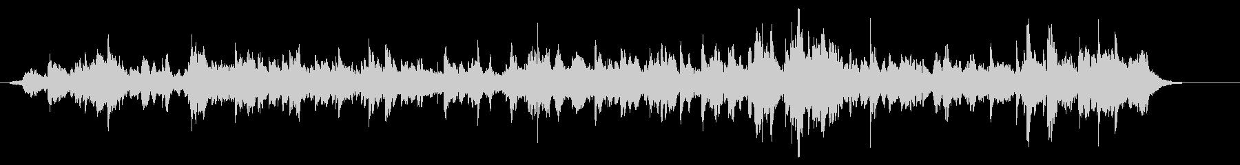 ベル キラキラ リバーブの未再生の波形