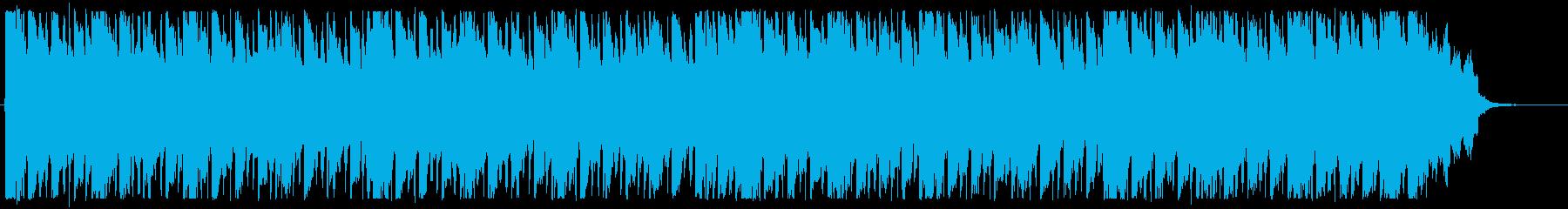 涼しい/ディープハウス_No408_4の再生済みの波形