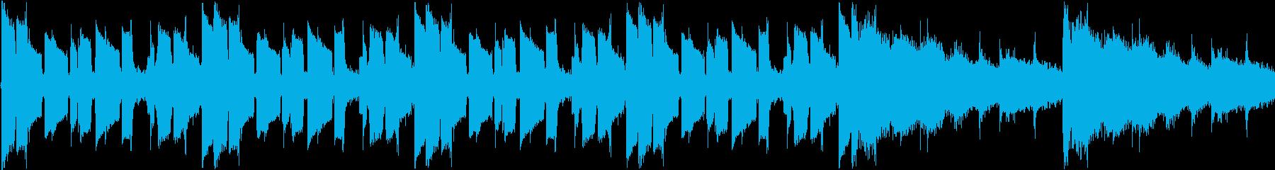 【JAZZギターソロ】の再生済みの波形