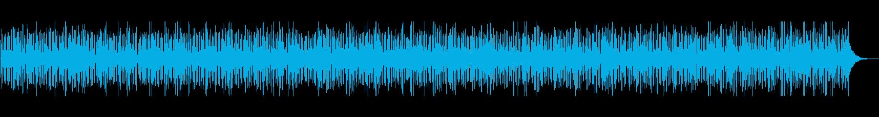 クールなR&B系モダンジャズエレピの再生済みの波形