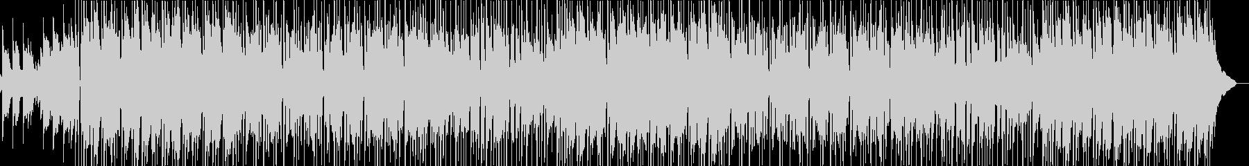 ゆったりとくつろげるアコギポップスの未再生の波形