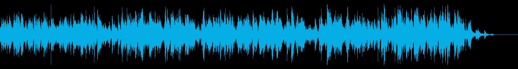 ウインドチャイム 継続 ロング 長いの再生済みの波形