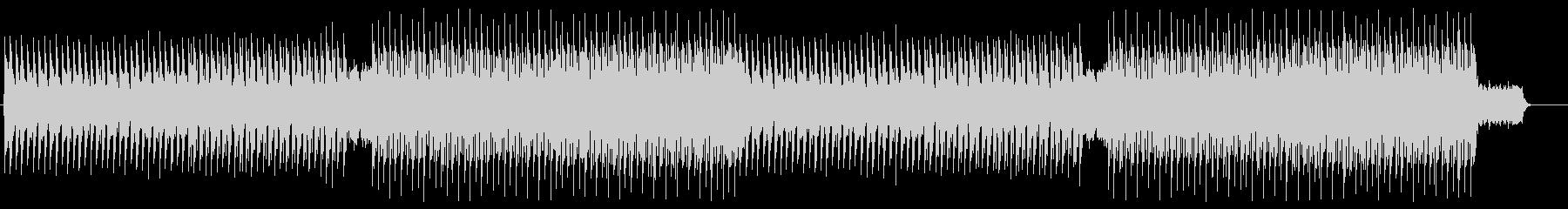 ゲーム、映像 ダークで不気味なエレクトロの未再生の波形
