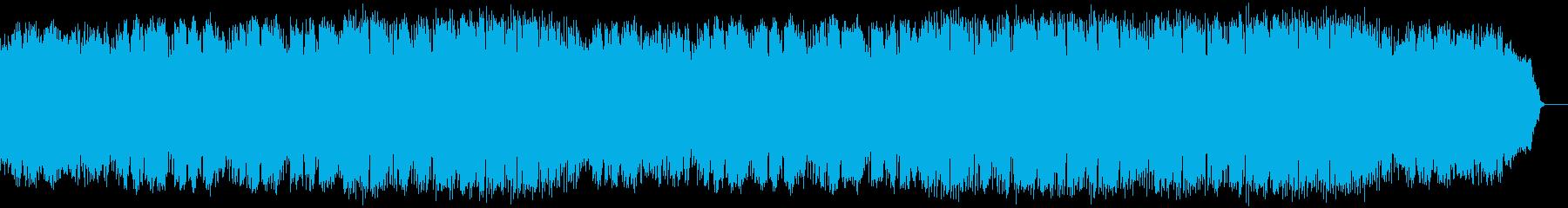 アコギの3連のリズムに切ないSAXの旋律の再生済みの波形