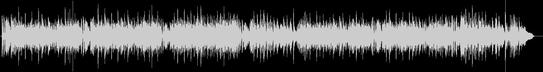 カントリー・サザンロック系アコギ合奏の未再生の波形