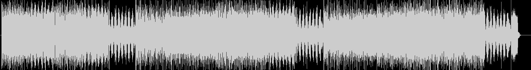 「HEAVY METAL」BGM115の未再生の波形