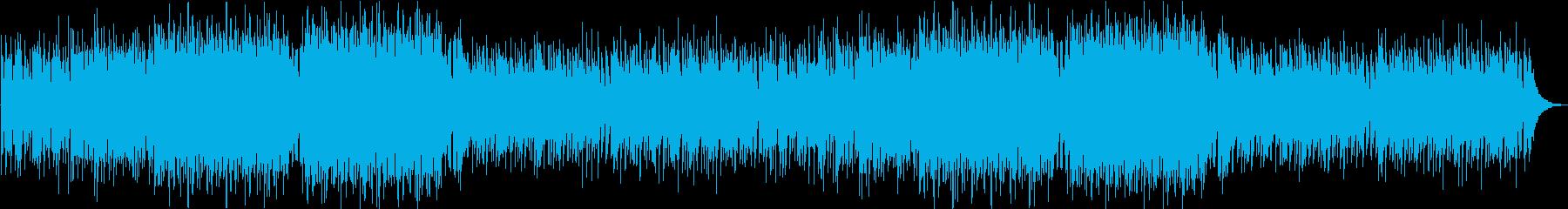 アコギなしの再生済みの波形