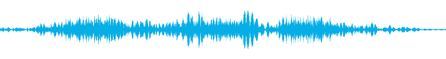 DJスクラッチビニールレコードの再生済みの波形