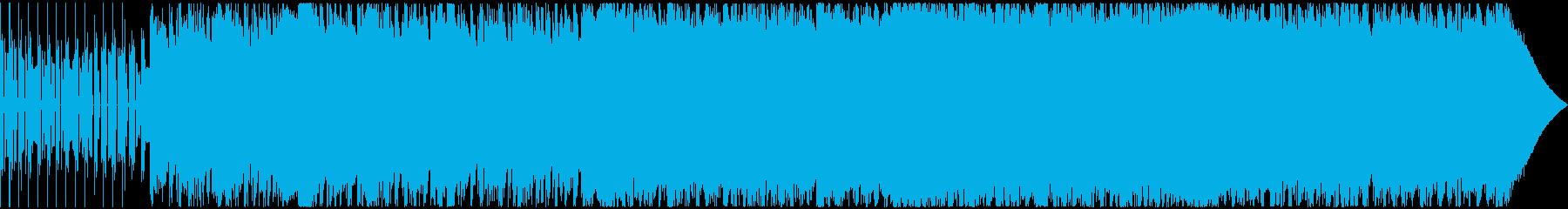 ポップ テクノ ハードコア ダブス...の再生済みの波形