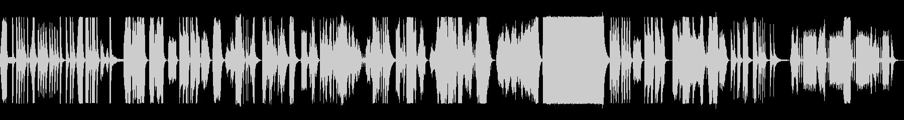 クラシック サスペンス 技術的な ...の未再生の波形