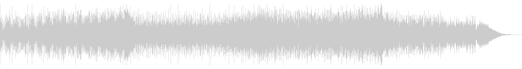 シネマティック07の未再生の波形