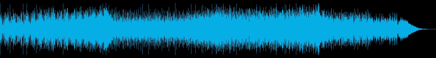 シネマティック07の再生済みの波形