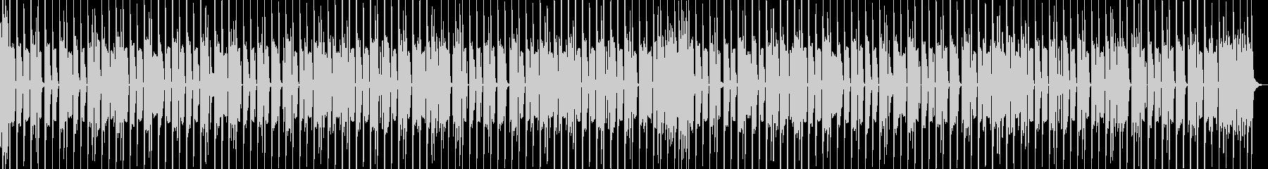 エレクトロポップ。 80年代のシン...の未再生の波形