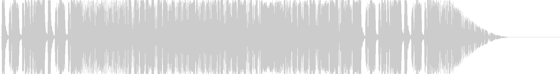ストリングス曲_001室内楽風の弦楽四…の未再生の波形