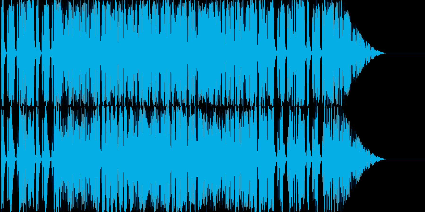 ストリングス曲_001室内楽風の弦楽四…の再生済みの波形
