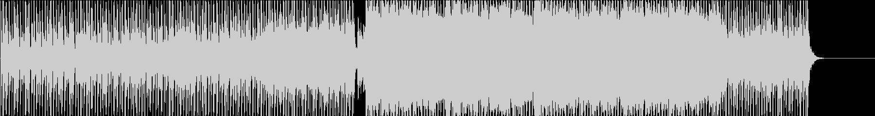 スタイリッシュなドローン映像にEDMを!の未再生の波形