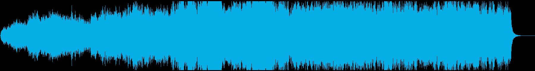 Cosmos Iの再生済みの波形