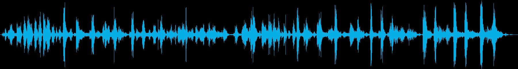 ジャイアントゴリラグランティングク...の再生済みの波形
