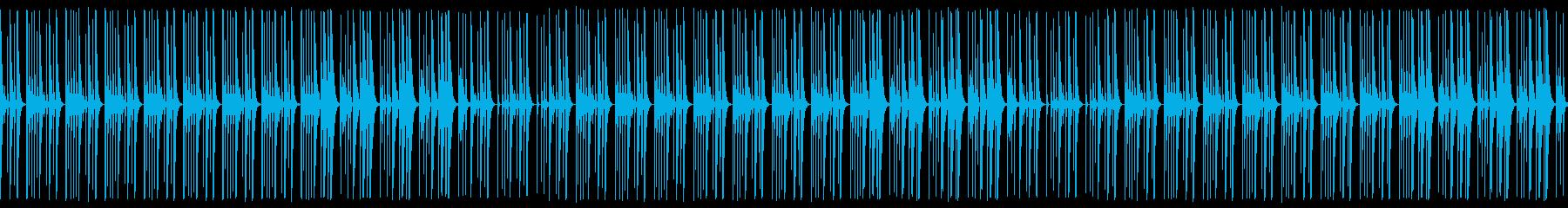 【ループ版】YouTube ピチカ…の再生済みの波形