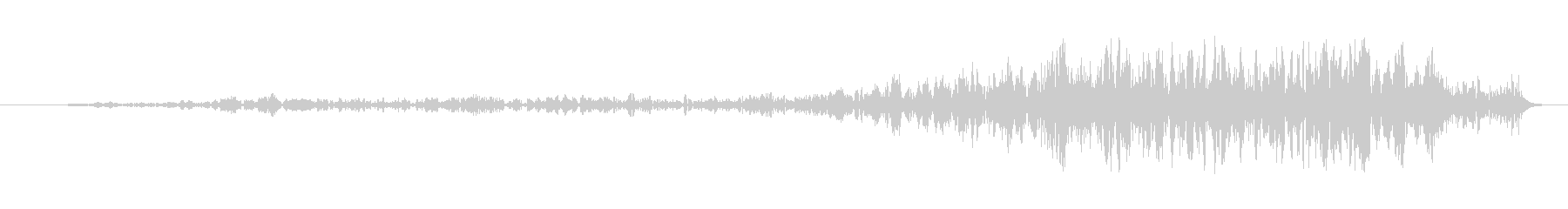 シューッという音EC07_87_6の未再生の波形