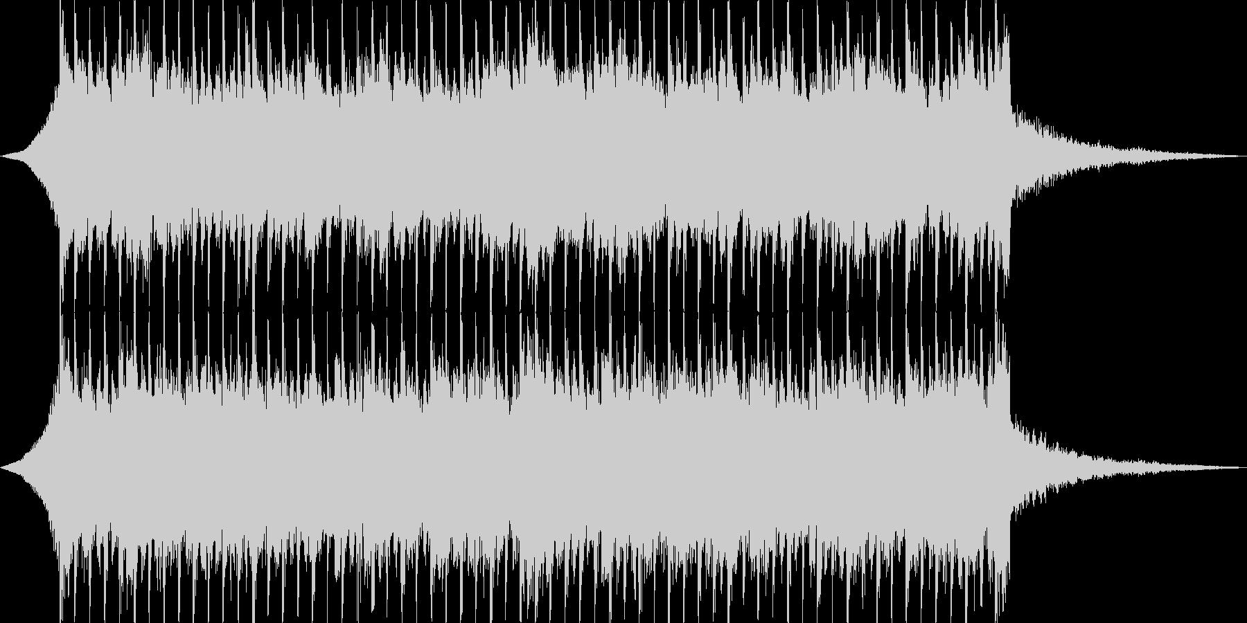 企業VPや映像、華やかオーケストラ30秒の未再生の波形