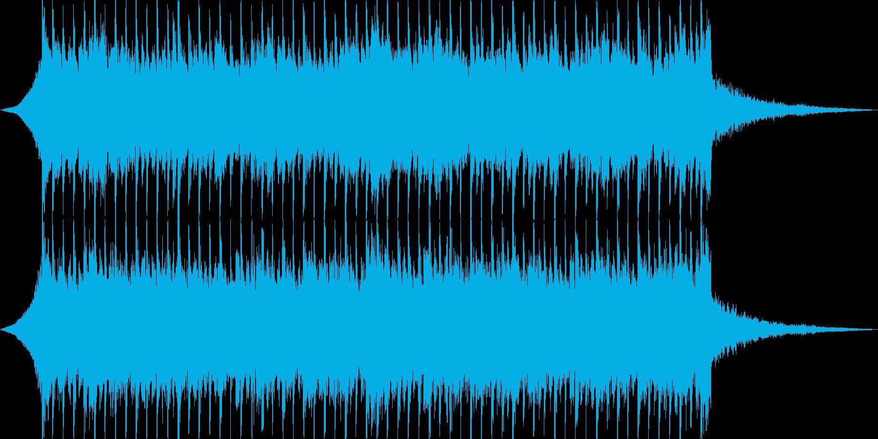 企業VPや映像、華やかオーケストラ30秒の再生済みの波形