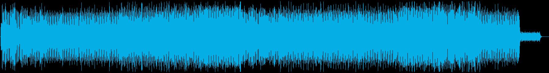 宮本武蔵 五輪書 地の巻を表現しました。の再生済みの波形