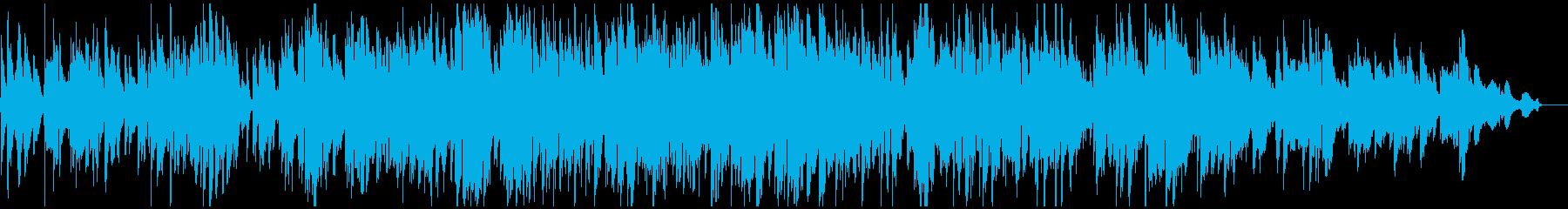 ほのぼの散歩日和なサックス生演奏ジャズ!の再生済みの波形