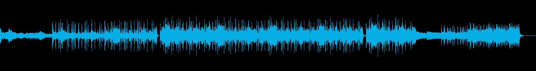 【Lofi hiphop】深夜勉強集中の再生済みの波形