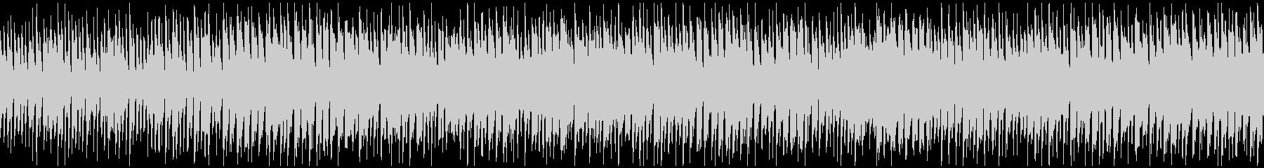 カートゥーン系リコーダー劇伴 ※ループ版の未再生の波形